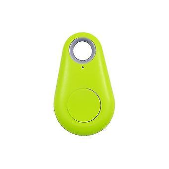 Kľúčenka v tvare inteligentnej Bluetooth anti stratené zariadenie GPS Tracker (zelená)