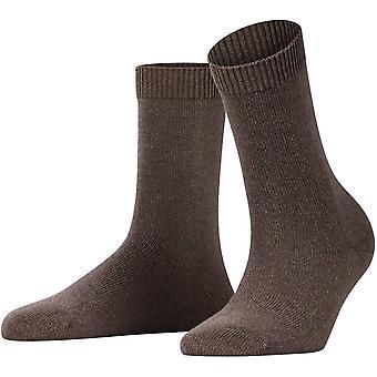 Cosy Falke calze di lana - Jasper Brown