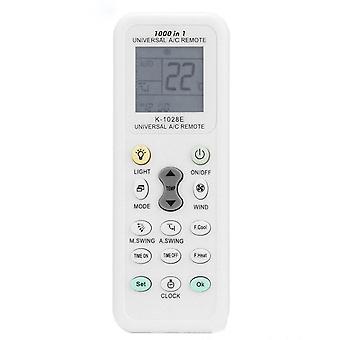 2 Pcs Universal LCD A/C Muli Remote Control Controller for Aircon