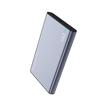 HDD Case 2.5 inch SATA to USB 3.1 Gen 2 HDD Enclosure External Hard Drive Enclosure SSD Case