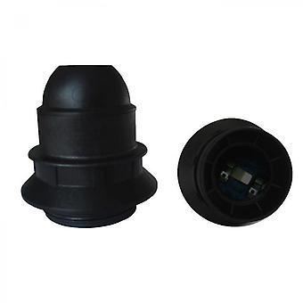 Adaptador termoplástico del zócalo E27