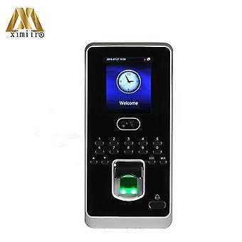 Vingerafdruk toegangscontrolesysteem Zk Multibio800-h/iface3 biometrische deurtoegang