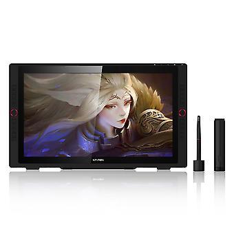 XP-PEN Artist 24 Pro Drawing Grafische Tablet 23,8-inch 2K QHD Ondersteuning USB-C naar USB-C