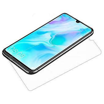iCoverCase | Huawei P30 | Protecteur d'écran | Verre trempé