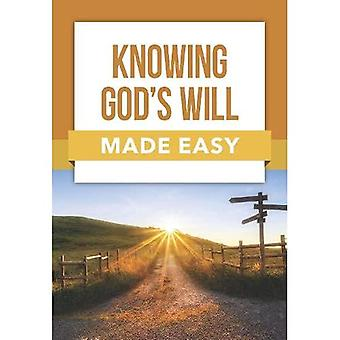 Book: Knowing God's Will Made Easy