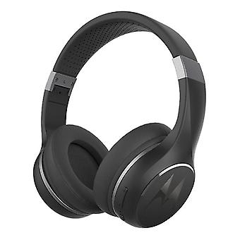 Motorola Headphones On-Ear Wireless Escape 220, noir