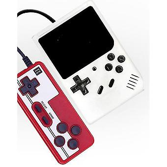 Videoherní konzole kapesní herní hráč přenosný 3 palce 400 retro hry v 1 klasické 8 bit lcd