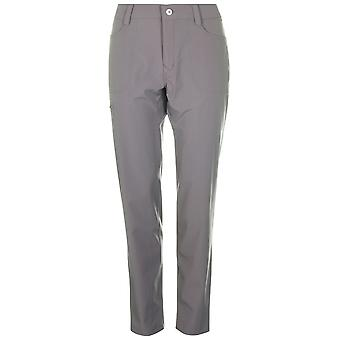 Eastern Mountain Sports Womens Compass Slim Walking Trousers Pants Bottoms
