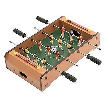 Qian Tabletop Foosball Table - Bärbar Mini Table Soccer Game Set