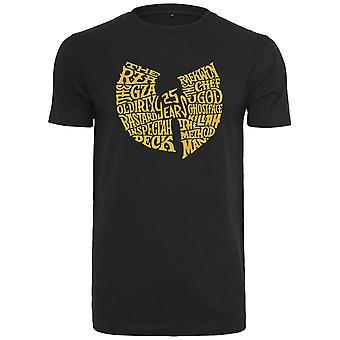 Wu-wear hip hop T-shirt - 25 years black