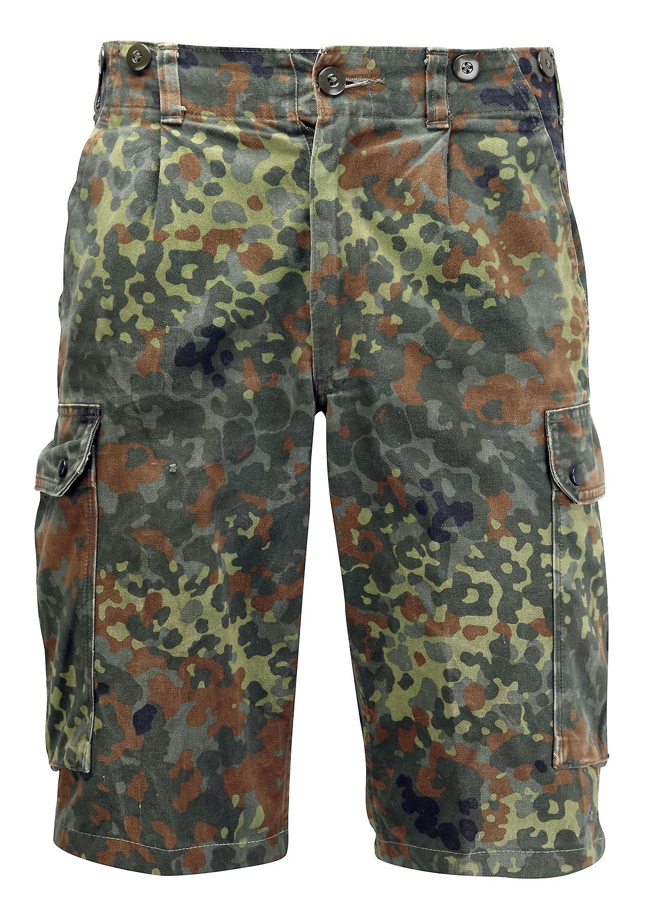 Genuine Vintage German Military Shorts