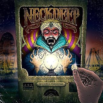 Neck Deep - Wishful Thinking [CD] USA import