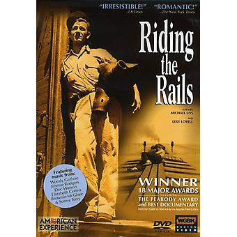 Riding the Rails [DVD] USA import