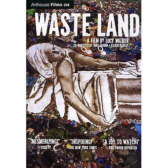 Waste Land [DVD] USA import