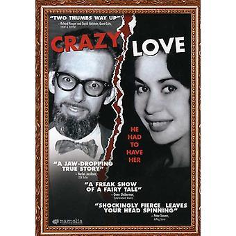 Crazy Love [DVD] USA import