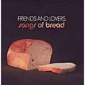 Friends & Lovers: Songs of Bread - Friends & Lovers: Songs of Bread [CD] USA import