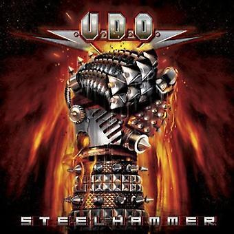 U.D.O. - Steelhammer [CD] USA importeren