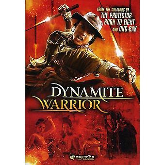 Dynamite Warrior [DVD] USA import