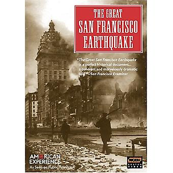 Great San Francisco Earthquake [DVD] USA import