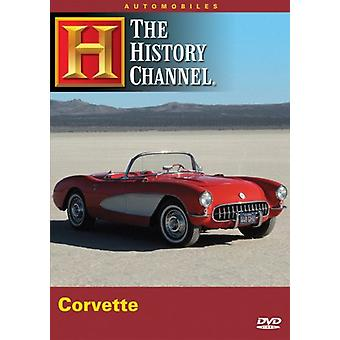Corvette [DVD] USA import