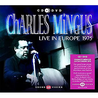 Charlie Mingus - viver na importação de EUA Europa 1975 [CD]