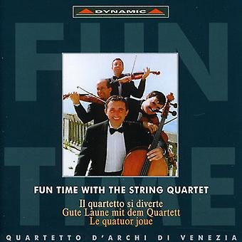 Fun Time with the String Quart - Fun Time with String Quartet [CD] USA import
