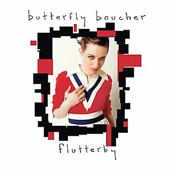 Butterfly Boucher - Flutterby [CD] USA import