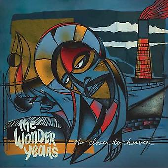 The Wonder Years - No Closer to Heaven [CD] USA import