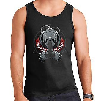 One Is All All Is One Fill Metal Alchemist Men's Vest
