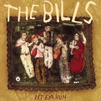 Bills - Let Em Run [CD] USA import