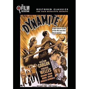 Dynamite [DVD] USA import