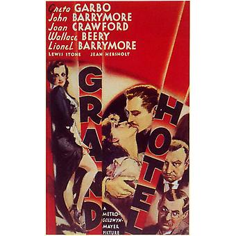Grand Hotel Movie Poster (11 x 17)