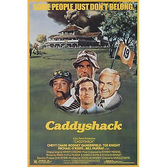 Caddyshack Movie Poster tirage Poster Poster Print