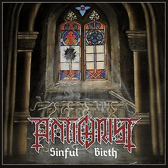 Antichrist - Sinful Birth [CD] USA import