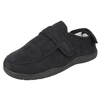 Spot On Unisex Hook Loop Shoe Slippers 2014-20