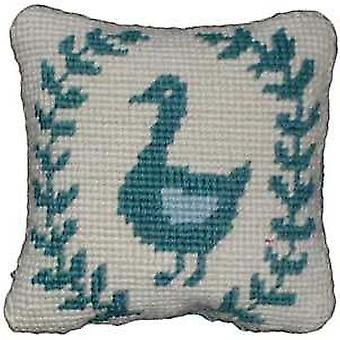 Goose Needlepoint Kit