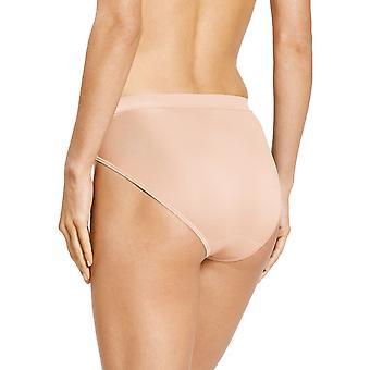 Mey 59201-376 Frauen Emotion Creme Tan Solid Farbe Schlüpfer Panty Slip