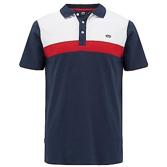 Animal Adject Polo Shirt in Dark Navy