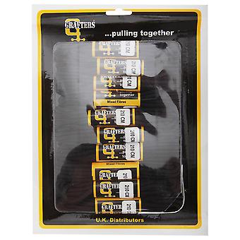 Grafters Round 210cm Boot Laces (Packet Of 10)