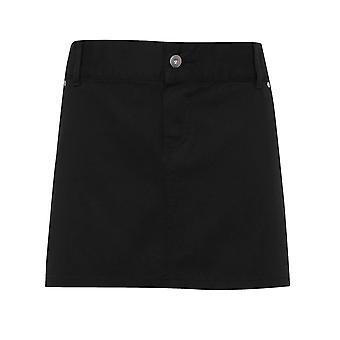 Avental de cintura de algodão Premier Unisex Chino