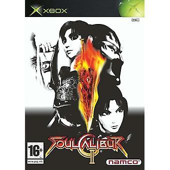 SoulCalibur II (Xbox)-ny