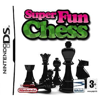 Super sjov skak (Nintendo DS) [Nintendo DS]-fabriks forseglet