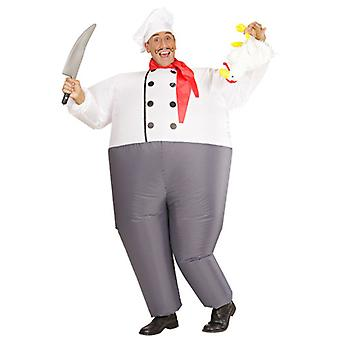 Inflatable Chef Costume