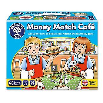Orchard Toys rahaa ottelu Cafe peli