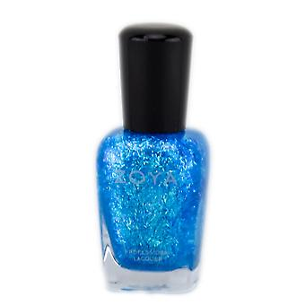 Zoya Natural Nail Polish - Glitter (färg: Mosheen - Zp643)