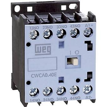WEG CWCA0-22-00D24 Kontaktor 230 V AC 1 st(n)