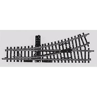 2265 H0 Märklin K (w/o track bed) Points, Left 168.9 mm 22.5 ° 424.6 mm