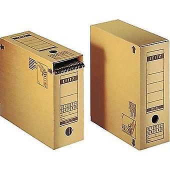 Leitz vak bestand 6086-00-00 120 mm x 270 mm x 325 mm gegolfd karton Ecru bruin 1 PC('s)