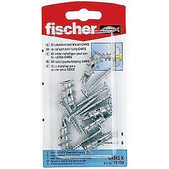 Âncora de Fischer GKM SK Drywall 31 mm 8 mm 6 15158 computador (es)