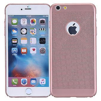 Mobiele telefoon geval voor Apple iPhone 7 plus cover case pouch cover case roze